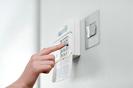 Home security and alarm response security services