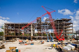 Construction site security services in London ON